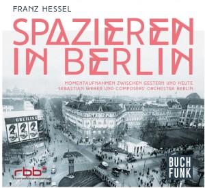 Hörbuch: Spazieren in Berlin