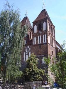 Nikolai Kirche, Luckau