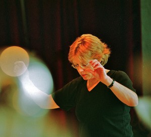 Hazel Leach, conductor